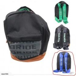 Bride & Takata JDM Bag - Blue Strap